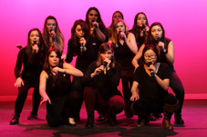 """AcadePitchBox 2017 - """"Hold My Hand/Funky Town"""""""