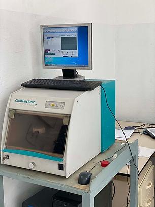 raio-x para medição de liga de zinco niquel