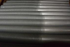 revestimento de fosfato de zinco