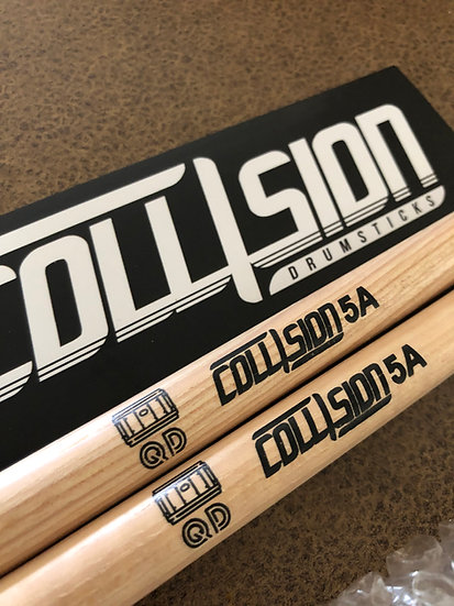 Quindrey's Signature Drumsticks