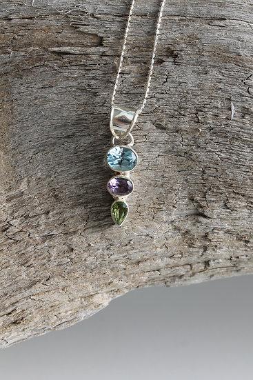 Amy's Trio Necklace
