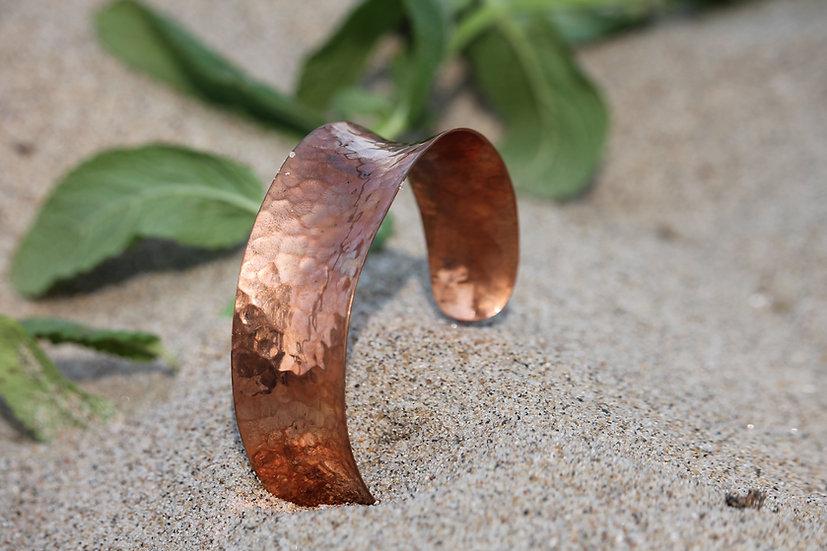 Bronze Plated Cuff