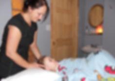 marlene simard massage enfant
