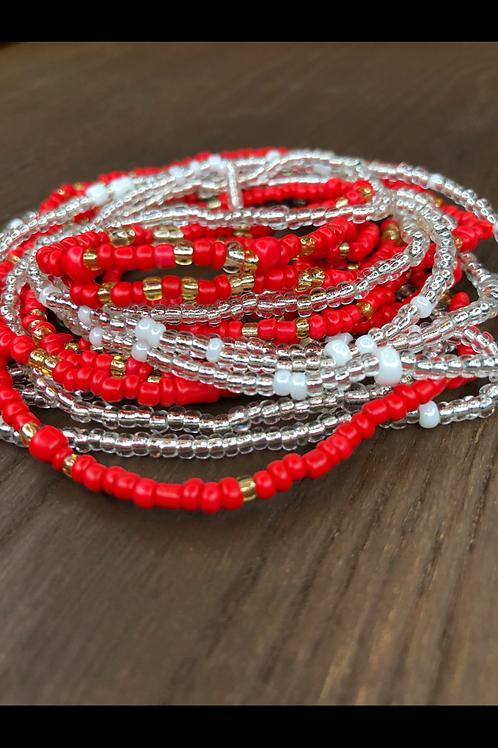 Waist Beads - Diamon