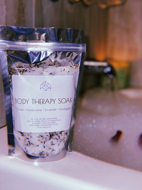 Lavender & Eucalyptus Body Soak