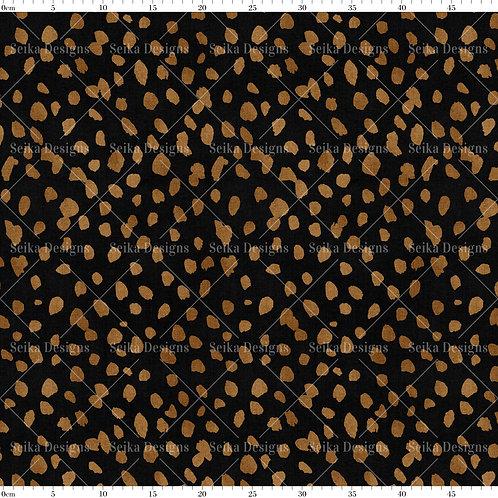 SD027 Estampa Animal Abstrata