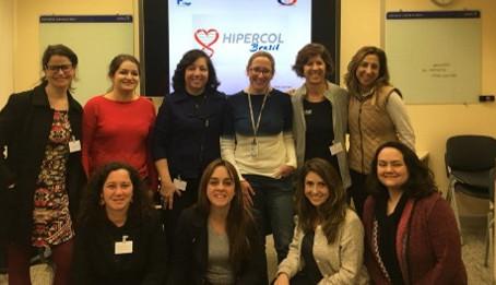 4ª reunião do GAC - PCDT de hipercolesterolemia familiar e Visita ao Hipercol Brasil
