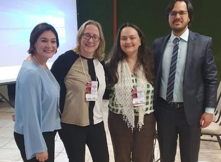 Participação no III Congresso Ibero-americano de Doenças Raras em Brasília