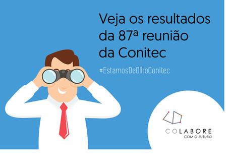 Veja resultados da 87ª Reunião da CONITEC
