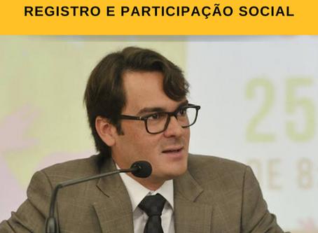 PODCAST sobre a ANVISA, com Dr. Renato Porto