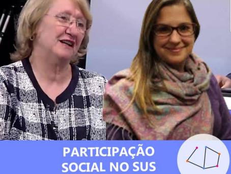 Podcast: Participação Social no SUS