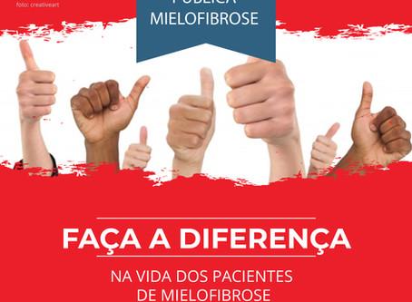 Participe da CP sobre o tratamento de mielofibrose!