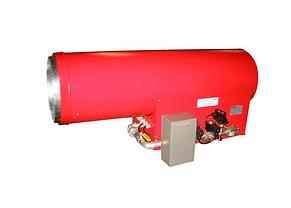 Generadores de aire caliente directos a gas GAX