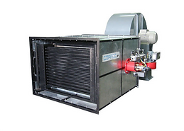 Generadores de aire caliente indirectos a gas GAI