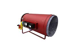 Generadores de aire caliente directos a gas GAL