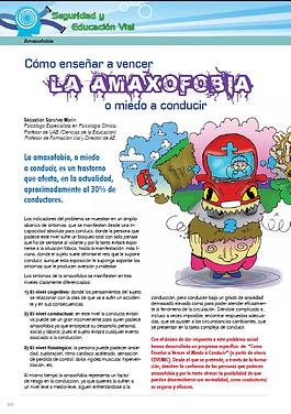 Articulo amaxofobia Sebas autoescuela Runner