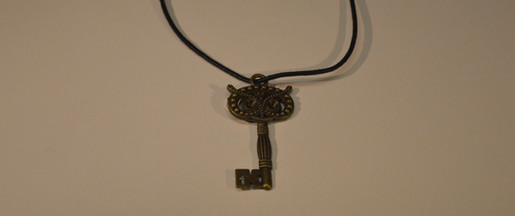 collier cléf n°8