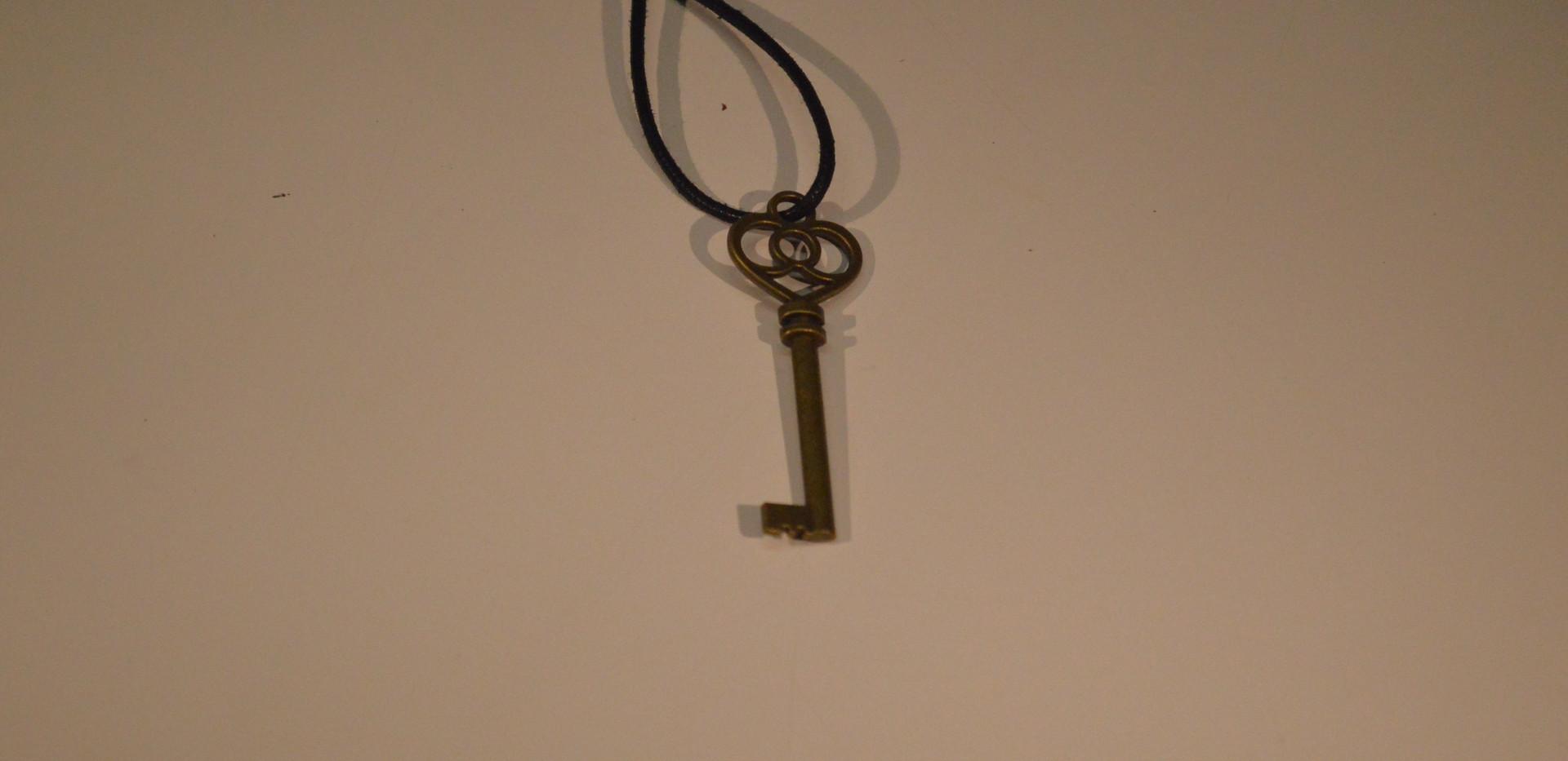 collier cléf n°4