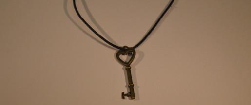 collier cléf n°3