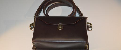 Petit sac brun