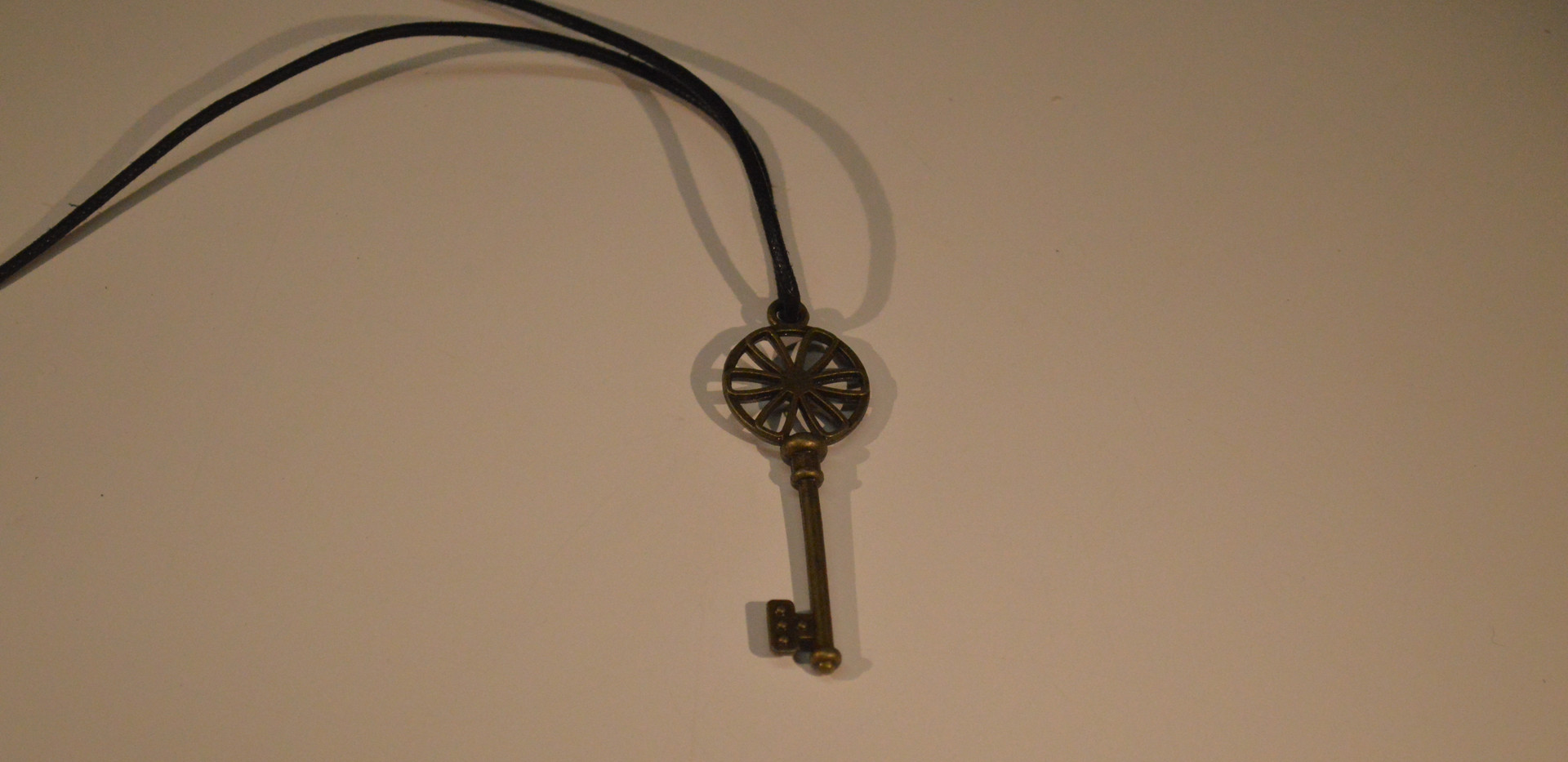 Collier clef n°1