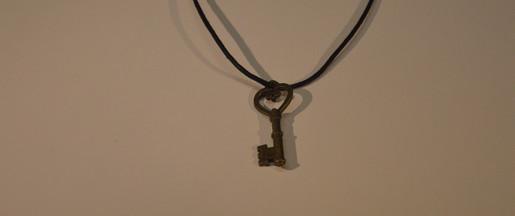 collier cléf n°9