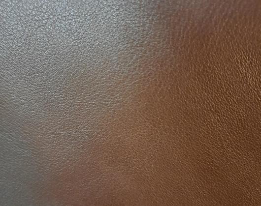 cuir de vachette type ameblement 2 mm chocola