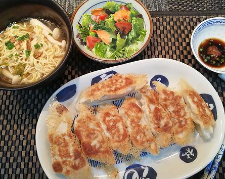Guo Tei, Ravioles chinoise, dumplings