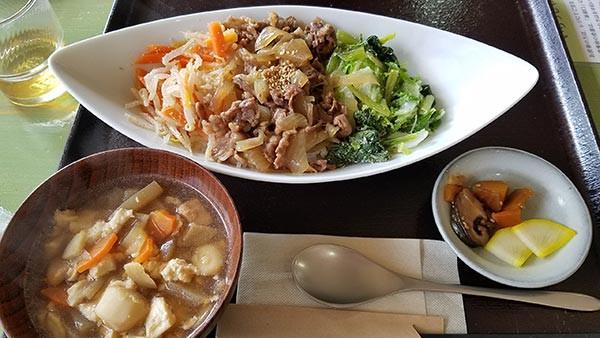 さんべ山食丼