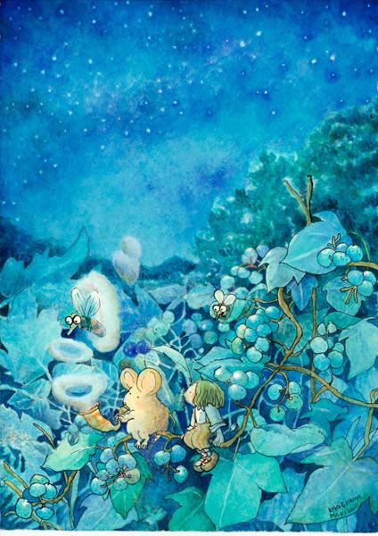 野ぶどう(2007年)