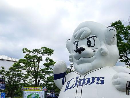 6月1日西武ドーム