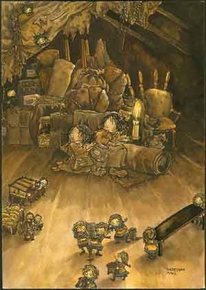 屋根裏部屋(2002年)