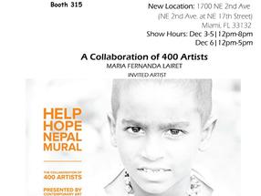 Art Basile : Help Hope Nepal