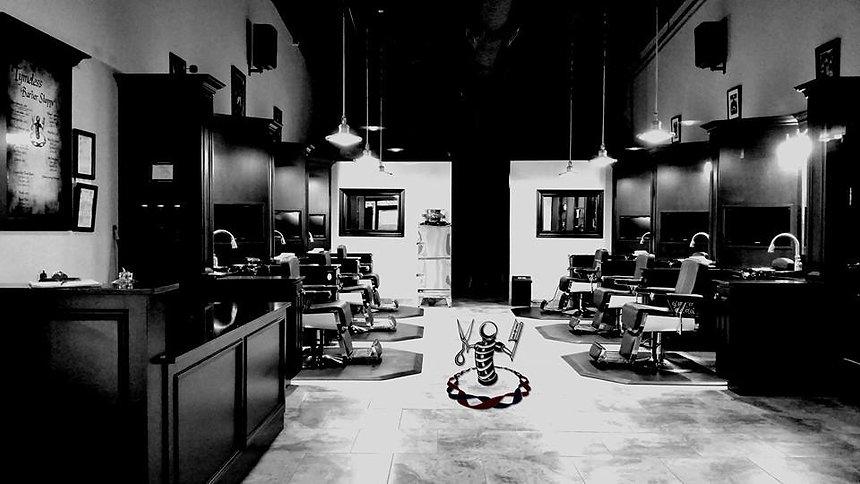 modern classic barbershop