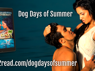 Dog Days of Summer is Almost Here