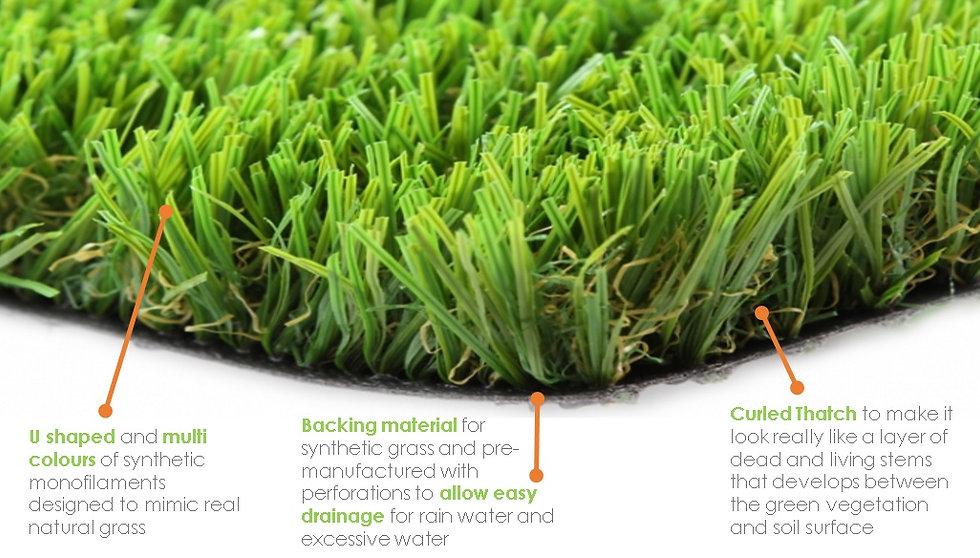 Premier Grass Quality , Artificial Grass