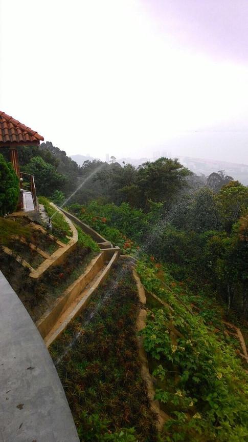 Long Range Sprinkler