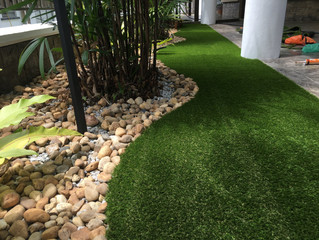 Premier Grass replaces real grass !