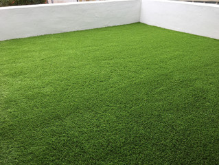 Turfing Car Porch Roof With PREMIER GRASS
