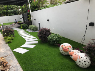 PREMIER GRASS project in Sungai Petani residence