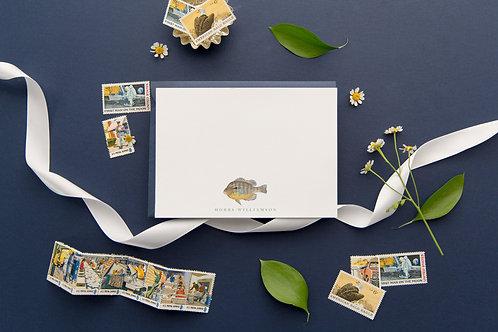 Sunfish Sunbeam Note Cards