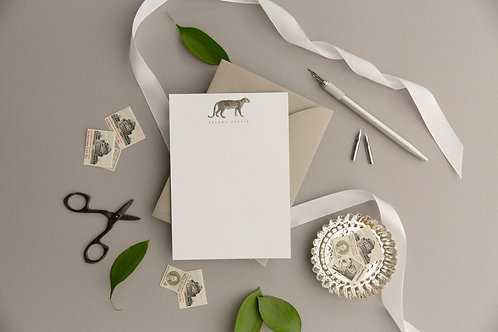 Wild Side Letter-Writing Stationery