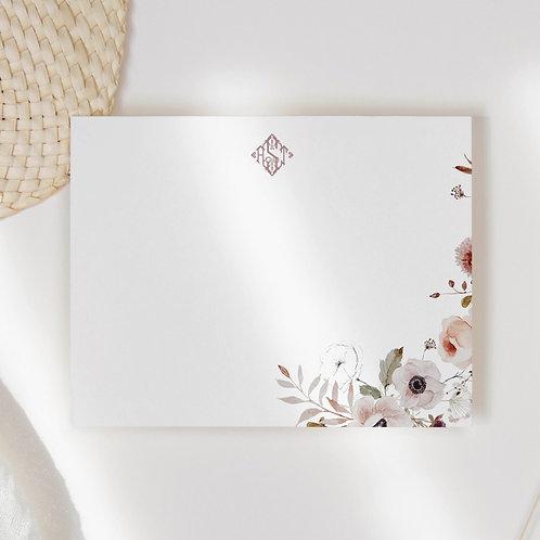 Diamond Dreams Flat Note Card Set
