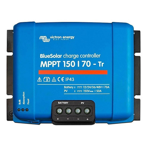 Victron BlueSolar MPPT 150/70 Charge Controller (Nigeria)