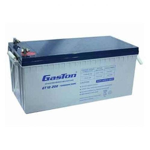 Gaston 200AH 12V Deep Cycle Battery (Nigeria)
