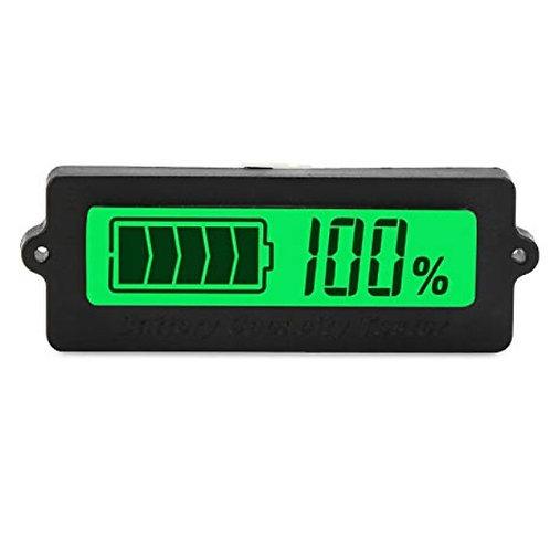 DROK 12v 24v 36v 48v Battery Capacity Tester/Indicator (Nigeria)