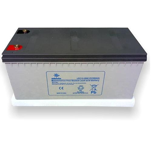 SolarKobo 200AH 12V Deep Cycle Battery