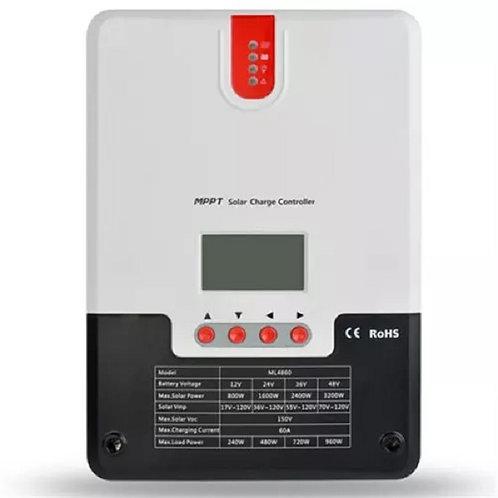 Snre 60A mppt Solar Charge Controller - 12v 24v 36v 48v (Nigeria)