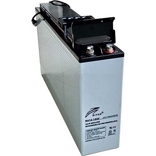 Ritar 150AH 12V AGM Deep Cycle Battery (Nigeria)