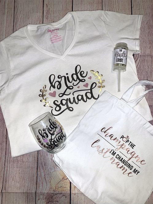 Bridal Squad bundle